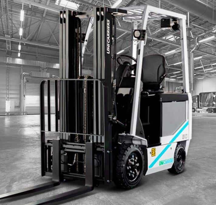 Montacargas TCM – Unicarriers BCX 1.5 a 3.5 ton