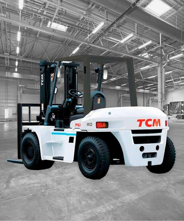 Montacargas TCM – Unicarriers 6 A 10 TON