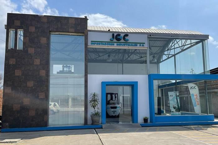 Oficina JGC Importadores - Sucursal Guayaquil