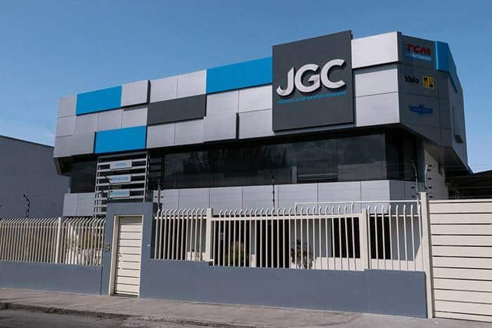 Oficina JGC Importadores - Matriz Quito
